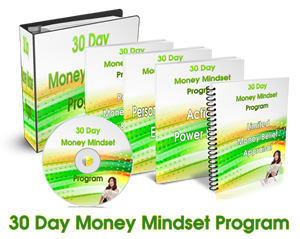 30 Day Money Mindset Program Sign Up