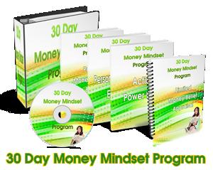 30 Day Money Mindset Program Sign Up
