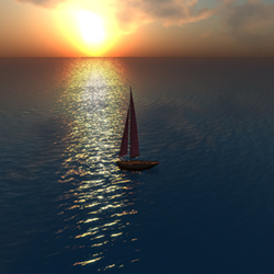 Sailing the ocean of possibilities