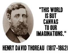 Imagination - Thoreau